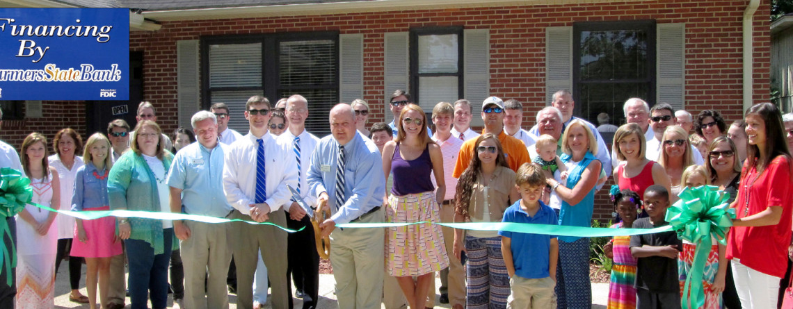 We Promote Ribbon Cuttings Not Business Cuts