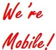 We're Mobile